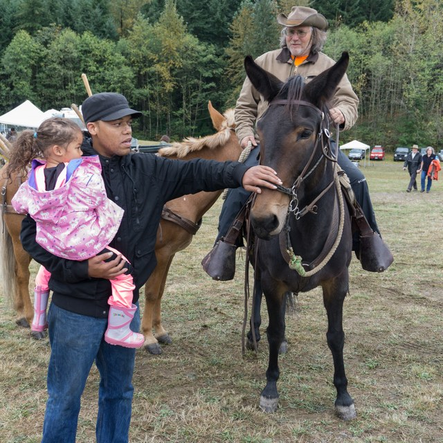 Back Country Horsemen at 50th Anniversary
