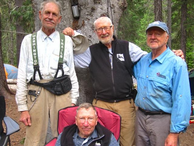 Mestachee Creek Volunteers Colmbined Ages 330