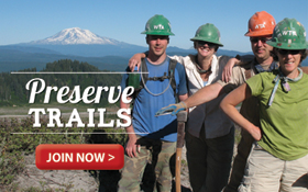Preserve Trails - Become a Member