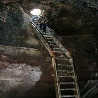 Ape Cave Descent