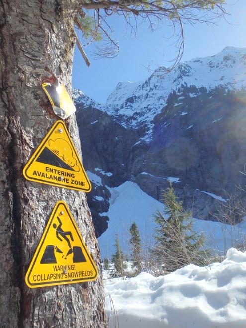 Heed the warning signs at Big Four