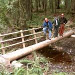 Hazel Wolf Trail crew