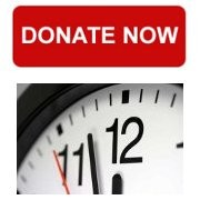 midnight donate clock