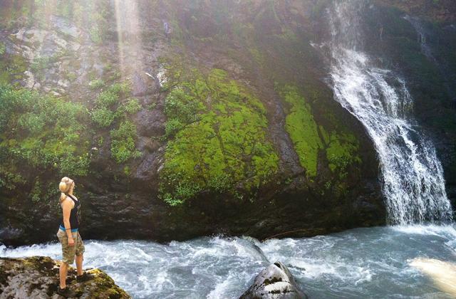 Boulder River Trail Todd Rohr