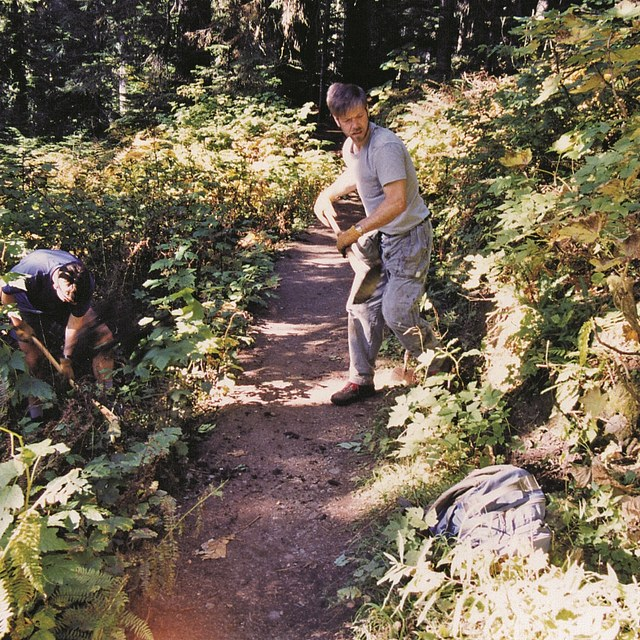 Working on the PCT