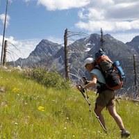 Hiking Eightmile in the Pasayten Wilderness