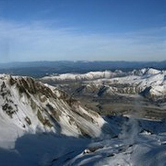 St. Helens Panorama February