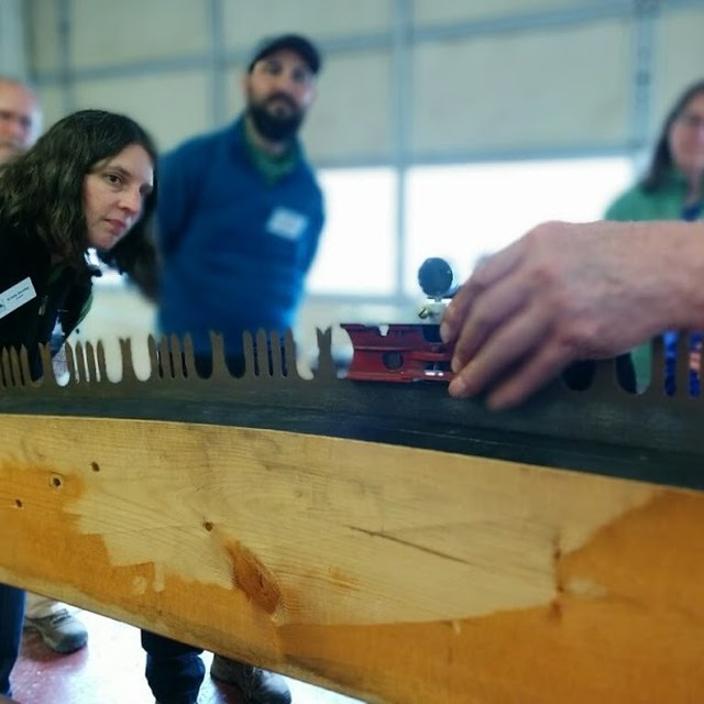 Learning the art of crosscut saw sharpening