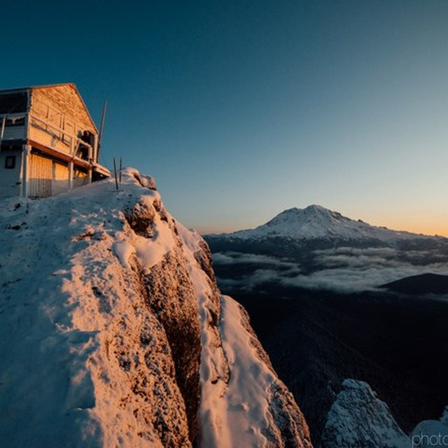 High Rock at Sunrise