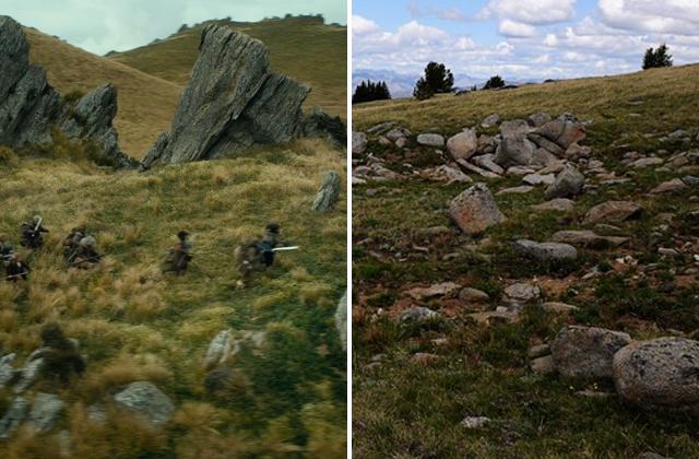 Hobbits Journey Tiffany Mountain
