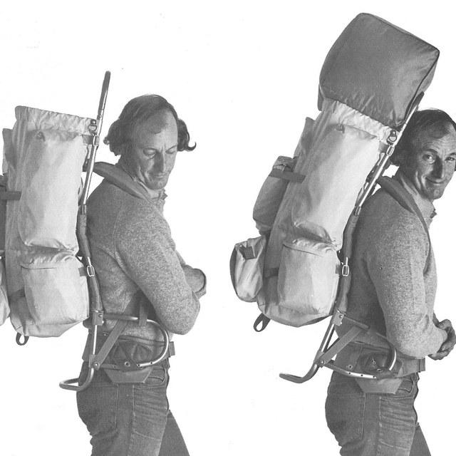 Jansport Backpack, 1973