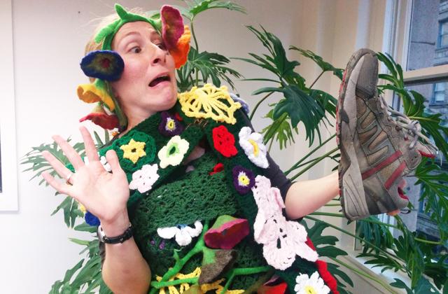 Wildflower Meadow Costume