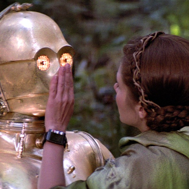 Star Wars LNT C-3PO