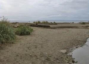 Lunds Gulch beach