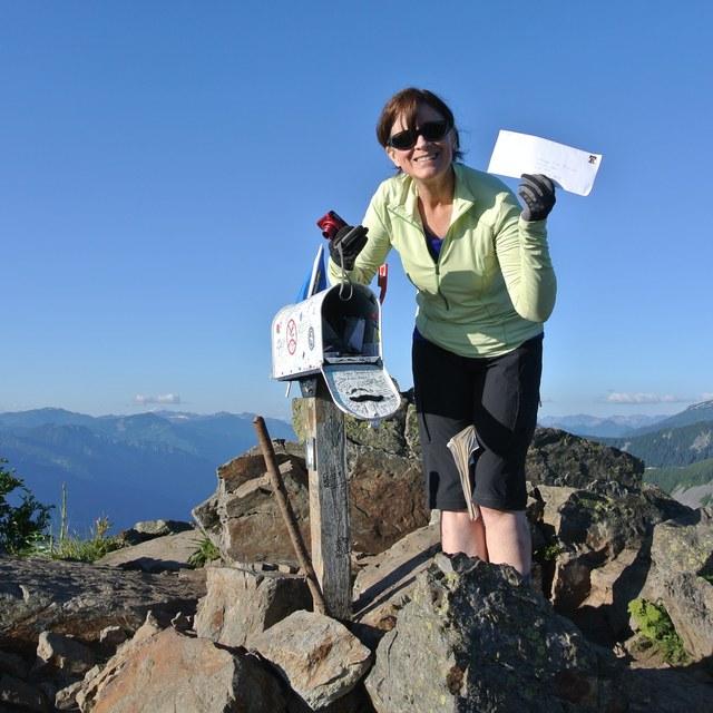 Envelope Found at Mailbox Peak