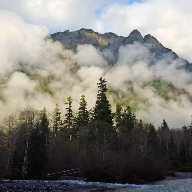 Middle Fork Snoqualmie Photo by Maddy