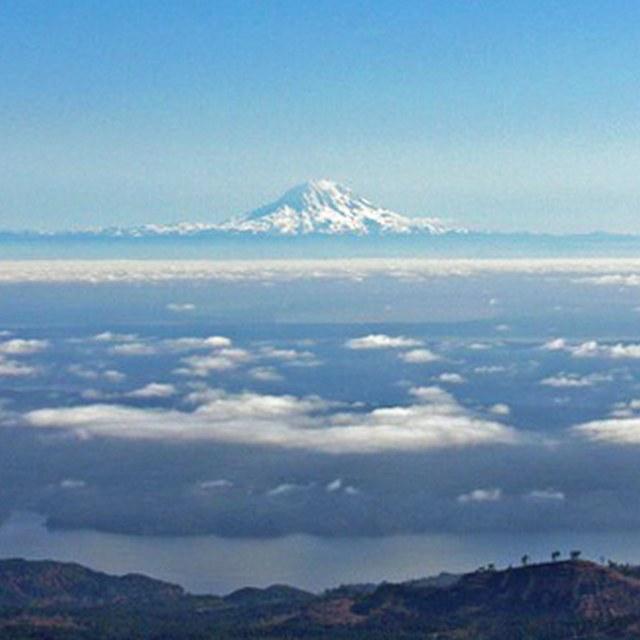 Views from Mount Ellinor