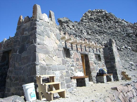 Public Hut at Camp Muir