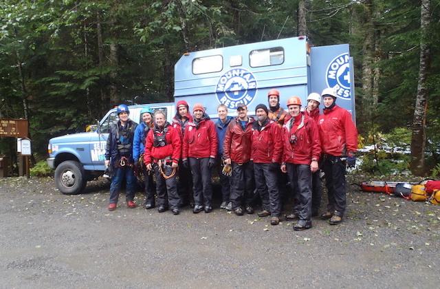 Seattle Mountain Rescue