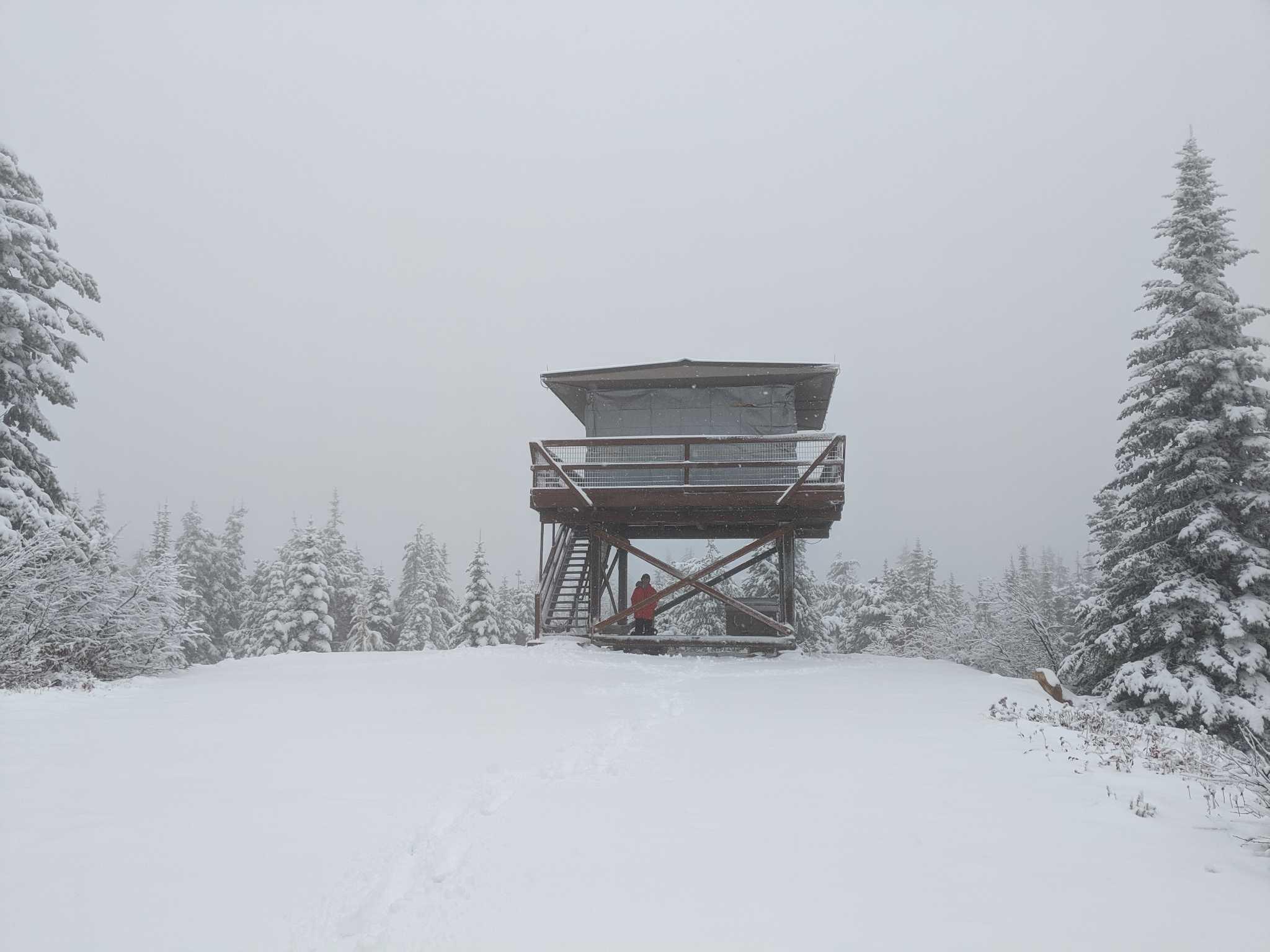 Mount Spokane State Park - Quartz Mountain by rachellemb
