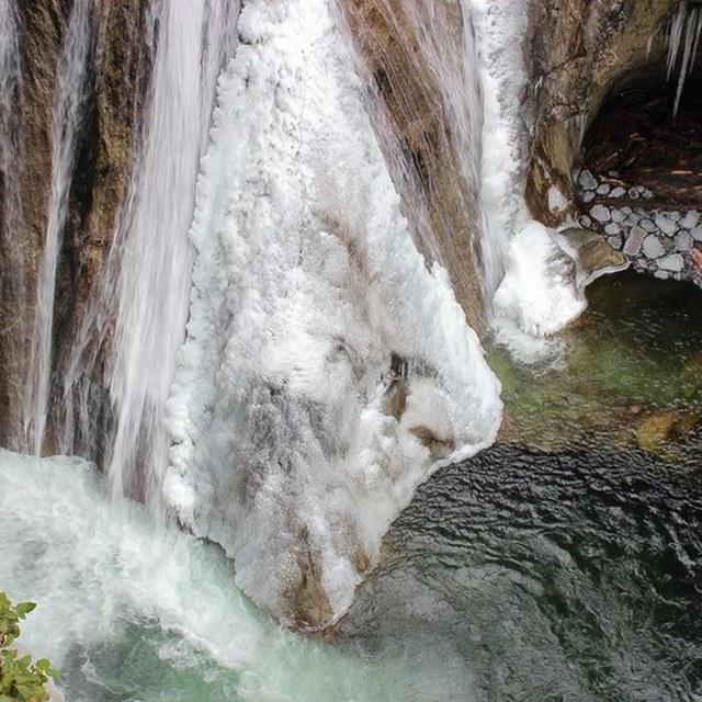 Winter at Twin Falls