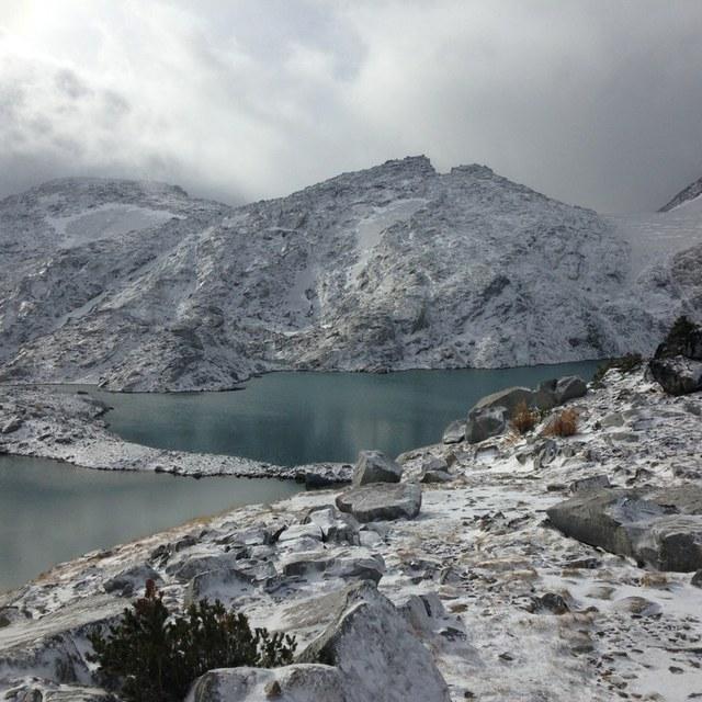 Upper Enchantments in Snow joejoezz