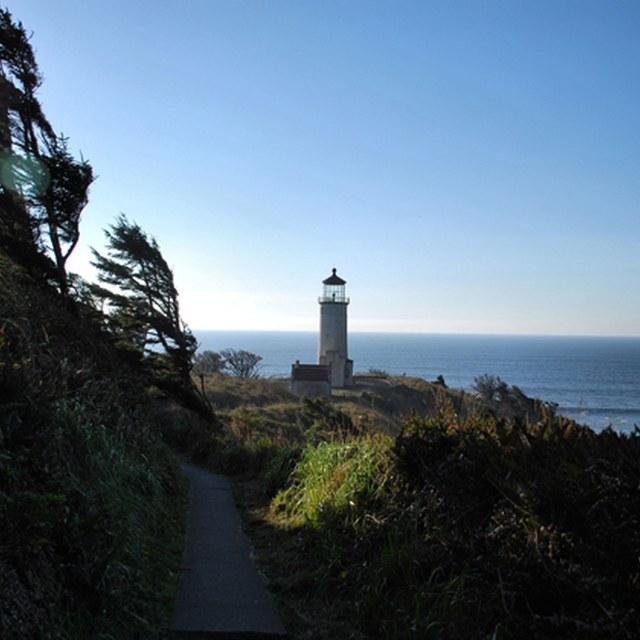 Leadbetter Point Lighthouse