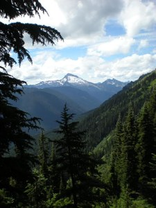 Latrine View White Pass